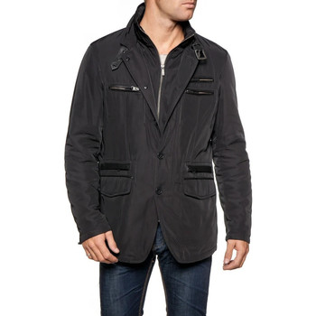 Vêtements Homme Parkas Arma CHRIS BLACK Noir