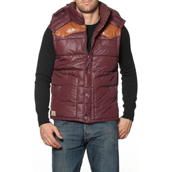 Vêtements Homme Doudounes Pepe jeans CARSON DARK BROWN marron