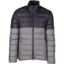 Vêtements Homme Doudounes Emporio Armani EA7 Blouson  - Ref. 6YPB16-PNB5Z-1994 Gris
