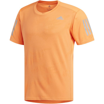 Vêtements Homme T-shirts manches courtes adidas Performance T-shirt Response Orange
