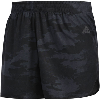 Vêtements Homme Shorts / Bermudas adidas Performance Short Response Split Gris / Noir