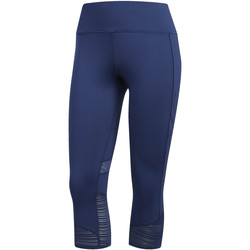 Vêtements Femme Leggings adidas Performance Tight How We Do 3/4 blue