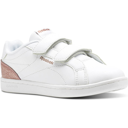 Chaussures Fille Baskets basses Reebok Classic Reebok ROYAL COMP CLN 2V Blanc