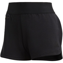 Vêtements Femme Shorts / Bermudas adidas Performance Short ID Stadium Noir