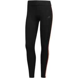 Vêtements Femme Leggings adidas Performance Collant Response Long Noir / Orange
