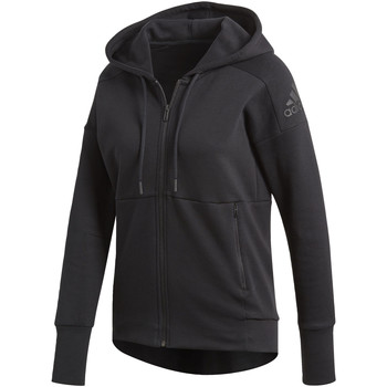 Vêtements Femme Sweats adidas Performance Veste à capuche ID Stadium Noir