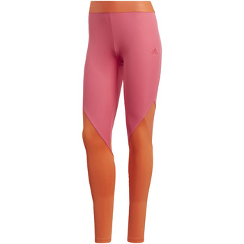 Vêtements Femme Leggings adidas Performance Tight Climacool Logo pink