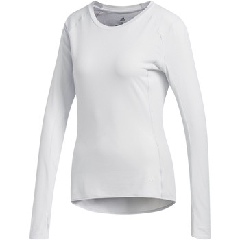 Vêtements Femme T-shirts manches longues adidas Performance T-shirt Supernova Blanc