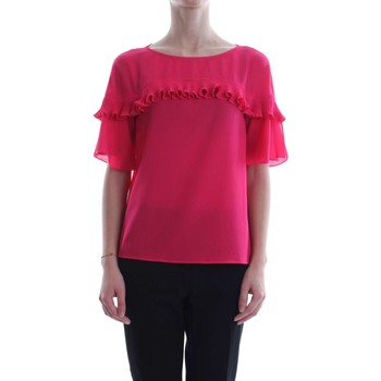 Vêtements Femme Tops / Blouses Pinko UFFICIARE CHEMISIER Femme Rosso Rosso