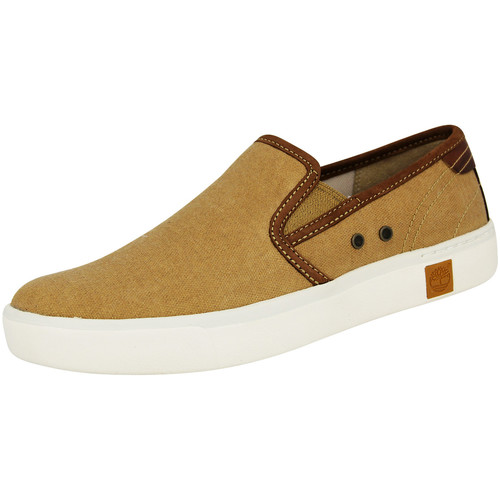 timberland slip on homme