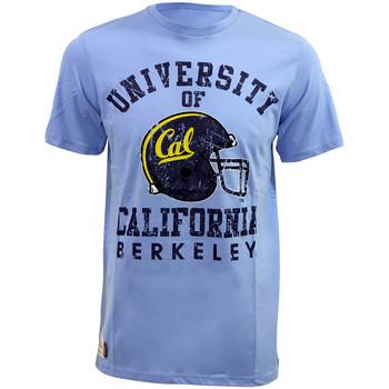 Vêtements Homme T-shirts manches courtes American Freshman JUNIPER TEE Tee Shirt Homme Georgetown University bleu