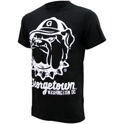 Vêtements Homme T-shirts manches courtes American Freshman JUNIPER TEE Tee Shirt Homme Georgetown University noir