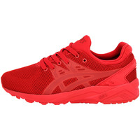 Chaussures Homme Baskets basses Asics GEL KAYANO TRAINER EVO Chaussures Mode Sneakers Unisex rouge