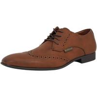 Chaussures Homme Mocassins Ben Sherman 4 EYE FASHION BROGUE Chaussures de Ville Homme synthétique brunben3154