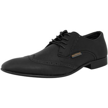 Chaussures Homme Mocassins Ben Sherman 4 EYE FASHION BROGUE Chaussures de Ville Homme synthétique noirben3154