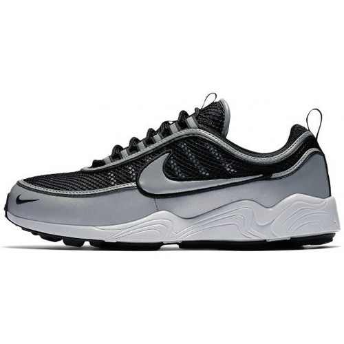 Chaussures Homme Baskets basses Nike Air Zoom Spiridon 16 - Ref. 926955-003 Gris