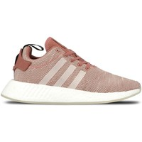 Chaussures Femme Baskets basses adidas Originals Nmd R2 Rose