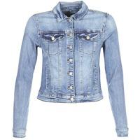 Vêtements Femme Vestes en jean Vila VISHOW Bleu médium