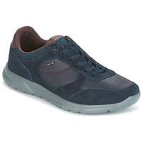Chaussures Homme Baskets basses Geox U DAMIAN Bleu