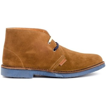 Chaussures Homme Boots Colour Feet MOGAMBO Marron