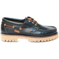Chaussures Homme Chaussures bateau Colour Feet NAUTIC Bleu