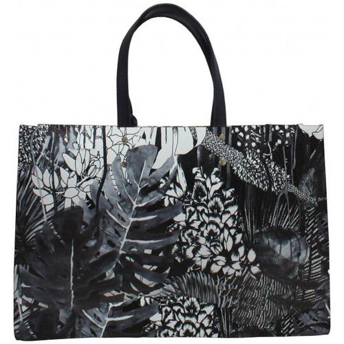 Sacs Femme Cabas / Sacs shopping Christian Lacroix Sac cabas  Amatista 6 Amazonie Noir Noir