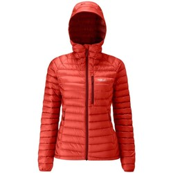 Vêtements Femme Doudounes Rab W Microlight Alpine Jacket Orange