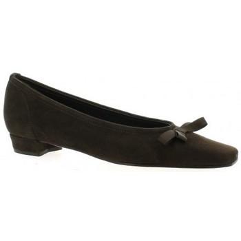 Elizabeth Stuart Escarpins cuir Noir - Chaussures Ballerines Femme