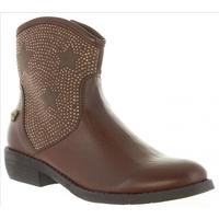 Chaussures Femme Bottes ville MTNG 45532 Marr?n