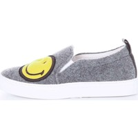 Chaussures Femme Slips on Joshua's 10048F8W Slip on Femme gris gris