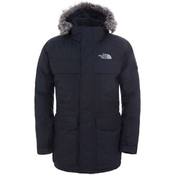 Vêtements Homme Blousons The North Face Veste  Mc Murdo 2 Black / High Rise Grey Noir