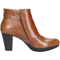 Chaussures Femme Low boots Nero Giardini A719112D Bottes et bottines Femme Leather Leather