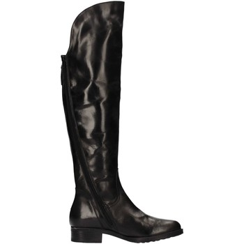 Chaussures Femme Bottes ville Donnapiu' DONNAPIU' 09948 Botte Femme Noir Noir
