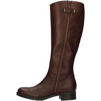 Chaussures Femme Bottes ville Donna Più 08950 Brun