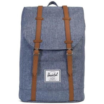 Sacs Sacs à dos Herschel Sac à dos  Retreat Dark Chambray Bleu