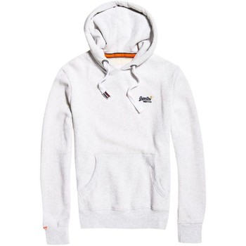 Vêtements Homme Sweats Superdry Sweat à capuche  Orange Label Gris
