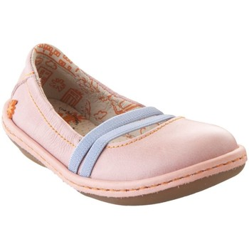 Chaussures Fille Ballerines / babies The Art Company A701 GAUCHO ROSE / KIO Rose