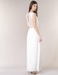 Vêtements Femme Robes longues Betty London ILOVEYOU Blanc