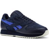 Chaussures Homme Baskets basses Reebok Classic Classic Leather Ripple SM Bleu / Blanc
