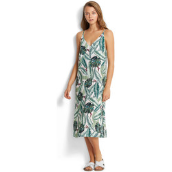 Vêtements Femme Robes longues Seafolly Robe de plage  Palm Beach Vert VERT