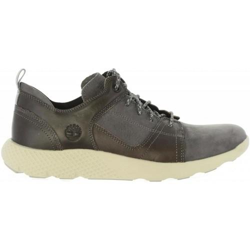 Chaussures Homme Ville basse Timberland A1IZZ FLYROAM Gris