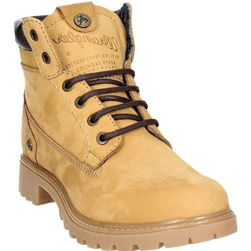 Chaussures Femme Boots Wrangler wl172500 tan