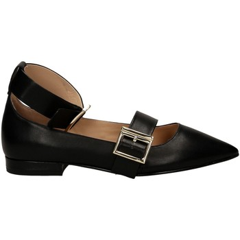 Chaussures Femme Ballerines / babies What For MAISIE Noir