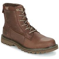 Chaussures Homme Boots Caterpillar SWINGSHIFT Marron