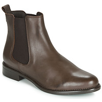 Chaussures Femme Boots Betty London  Marron
