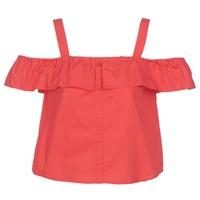 Vêtements Femme Tops / Blouses Moony Mood IFARANDOL Rouge