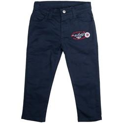 Vêtements Enfant Jeans droit Interdit De Me Gronder Jean BEST Bleu marine
