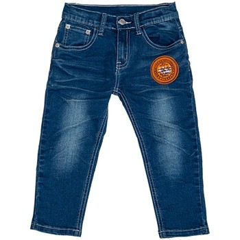 Vêtements Enfant Jeans droit Interdit De Me Gronder Jean délavé FIZZ Bleu marine