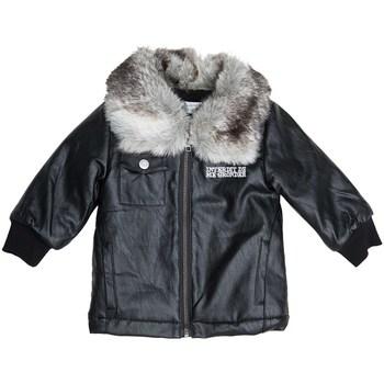 Vêtements Enfant Blousons Interdit De Me Gronder Veste d'aviateur ROLL Noir