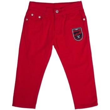 Vêtements Enfant Jeans droit Interdit De Me Gronder Jean rouge BABORD Rouge